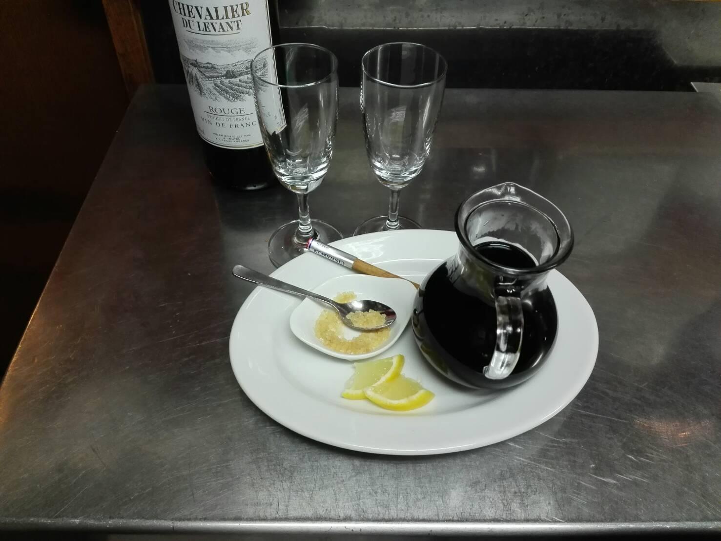 ホット ATSUKAN ワイン